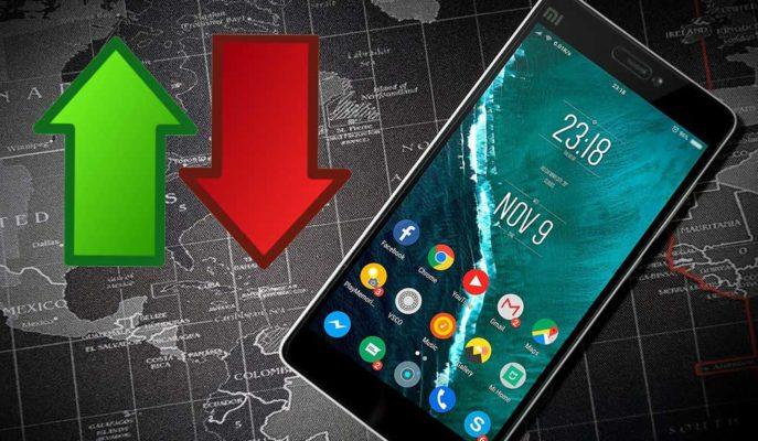 2020 Yılında Mobil Uygulamalar Rekor Kırarken, Akıllı Telefon Pazarı Daraldı