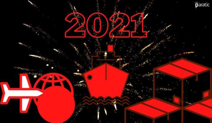 2020'de Büyüyen Çin İhracatı, 2021'de Gücünü Artıracak