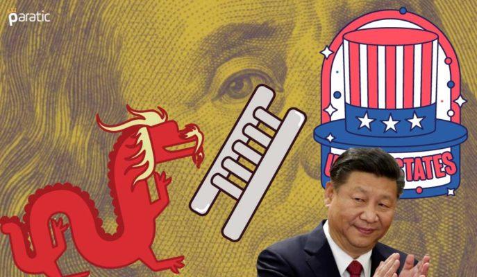 2020'de %70'i Geçen Oranla Çin GSYİH'si ABD'ye Yaklaşıyor