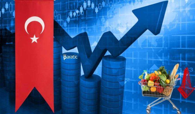 2021 GSYİH Büyüme Beklentisi %3,9'a Çıkarılırken, Enflasyon Tahmini Düşürüldü