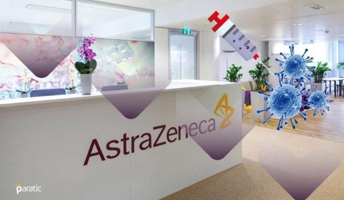 Aşının Teslimat Sorununda AB ile Anlaşma Sağlayamayan AstraZeneca Hisseleri Geriledi