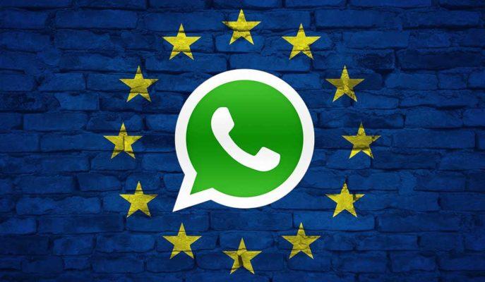 AB Ülkeleri WhatsApp'ın Facebook ile Veri Paylaşımı Kararından Muaf Olacak