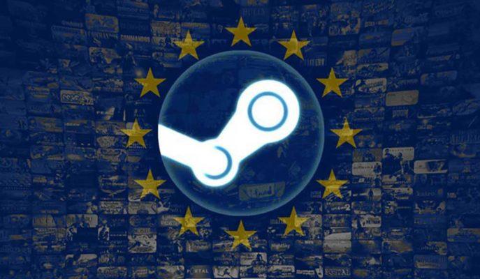 AB, Valve ve 5 Oyun Şirketine Steam'deki Coğrafi Engelleme Yüzünden Haksız Rekabet Cezası Kesti
