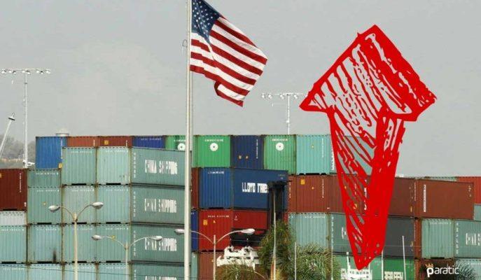 ABD'nin Dış Ticaret Açığı Kasım'da %8 Artışla 68,1 Milyar Dolara Çıktı