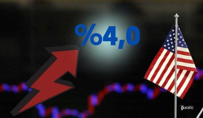 ABD GSYİH'si 2020'nin Dördüncü Çeyreğinde %4 Büyüme Sağladı