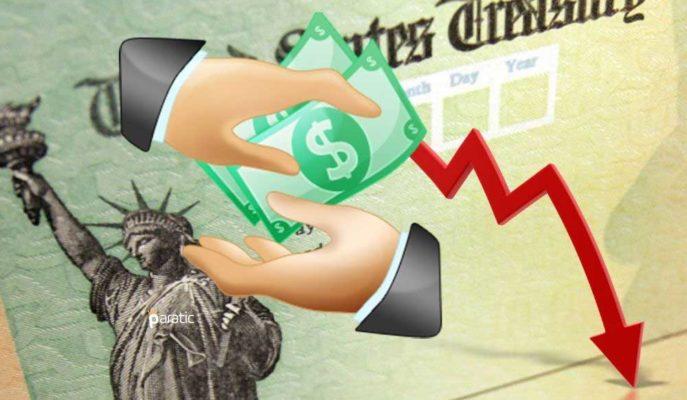ABD Hazine Tahvil Faizleri Biden'ın Teşvik Paketiyle Düşüş Gösterdi