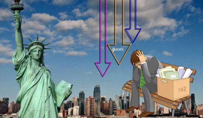 ABD'de İşsizlik Maaşından Yararlanmak İsteyenlerin Sayısı 847 Bine Geriledi