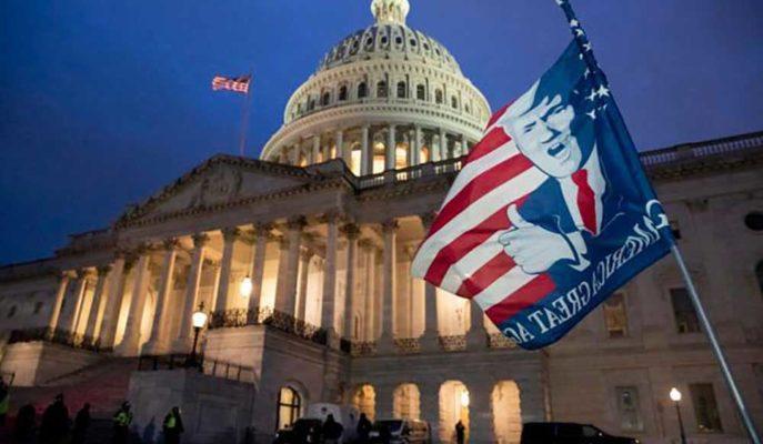 ABD'deki Olaylar Sonrasında Şirketler Trump'ın Görevden Alınmasını İstiyor