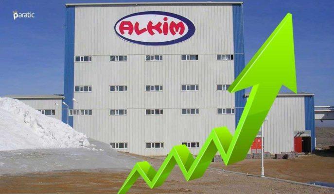 13 Milyon Euro'luk Yatırıma Hazırlanan ALKIM Hisse Fiyatı %4'ten Fazla Yükseldi