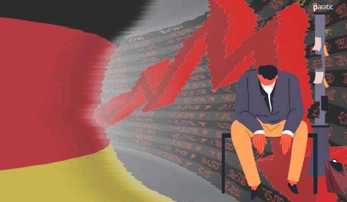 Alman Ekonomisi 2020'de Covid-19 Etkisiyle %5 Küçüldü