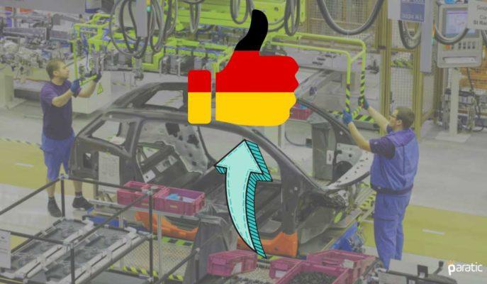 Alman Fabrika Siparişleri 7. Aydır Artarken Sonsuz Büyüme Yorumu Yapıldı