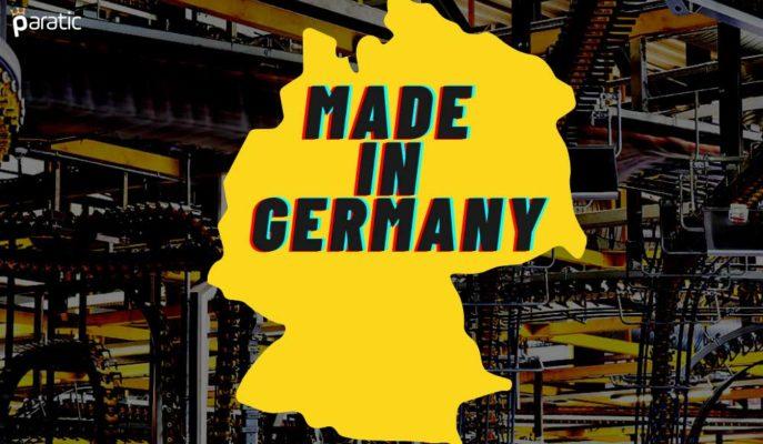 Alman Sanayi Üretimi Kasım'da Gücünü Korurken Çifte Düşüş Riski Silinemedi