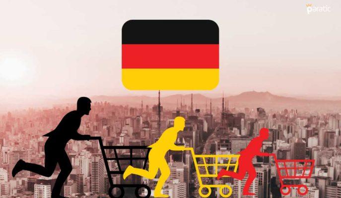 Almanya'da Tüketici Fiyatları Aralık'ta Düşmeye Devam Etti