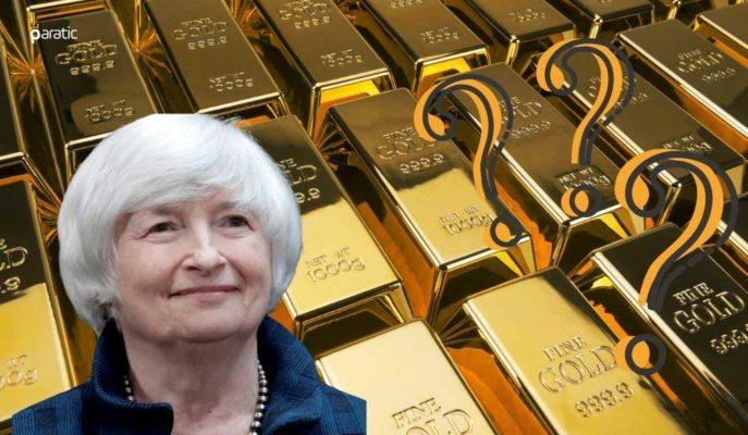 Yatay Seyreden Altının Yönü Yellen'ın Senato Konuşmasıyla Değişecek