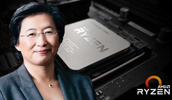 AMD CEO'su İşlemci Teknolojisinin Geleceğine Dair Açıklamalarda Bulundu