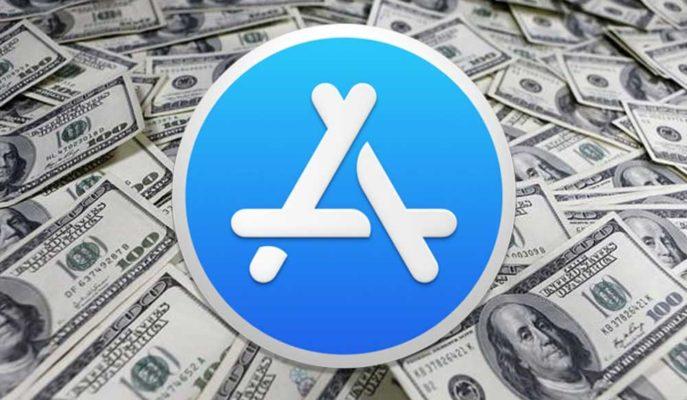 App Store Yeni Yılın İlk Haftasında Rekor Gelir Elde Etti