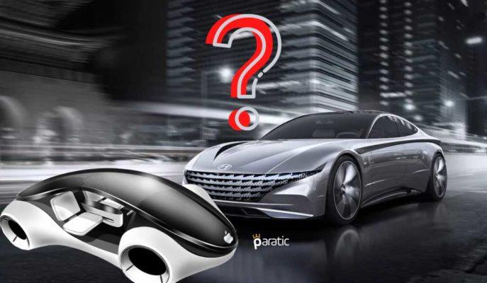 Apple ile Otomobil Geliştireceğini Söyleyen Hyundai Motor Hisseleri %20 Arttı