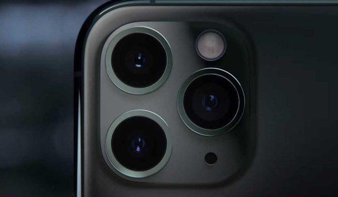 Apple'ın iPhone Modellerinin Kamera Lenslerinde 2023'e Kadar Büyük Değişiklik Beklenmiyor