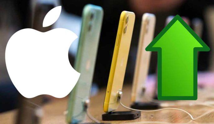 Apple, iPhone Satışları ile Akıllı Telefon Piyasasındaki Tüm Rakiplerini Geride Bıraktı