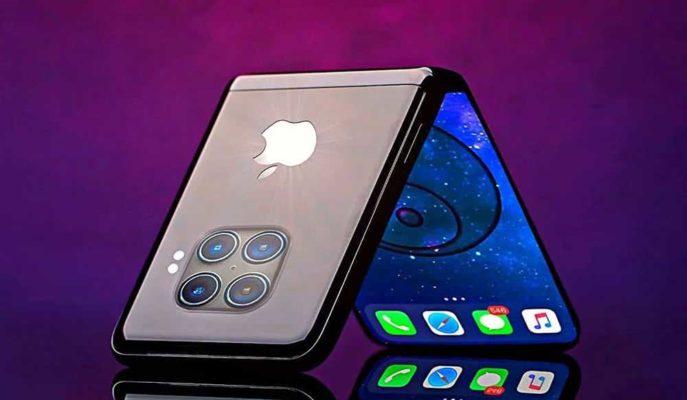 Apple'ın Test Ettiği Katlanabilir Telefon Tasarımları Ortaya Çıktı