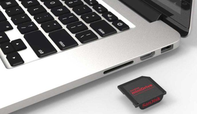 Apple Yeni MacBook Pro Modeline SD Kart Yuvasını Geri Getiriyor