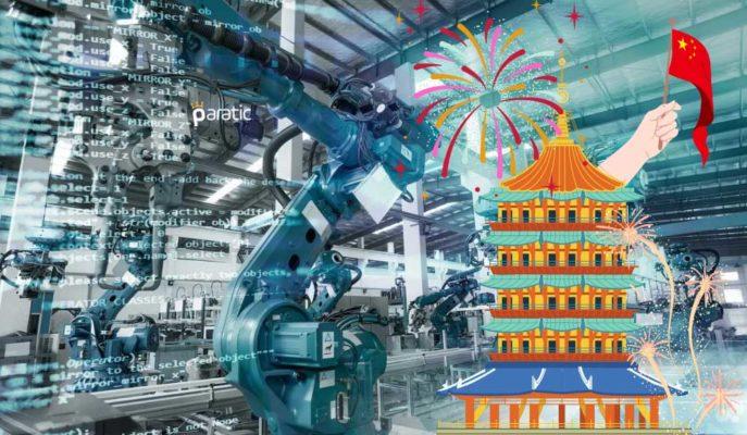 Asya 2021'in İlk İşlem Gününde Yükselirken, Çin İmalat Faaliyeti Artıyor