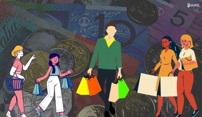 Avustralyalıların Noel Öncesi Harcamaları 4Ç20 GSYİH'sini Artırdı