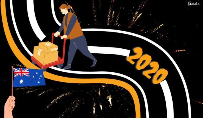 Avustralya Aralık İmalat PMI: 2020 Güçlü Puanla Bitti