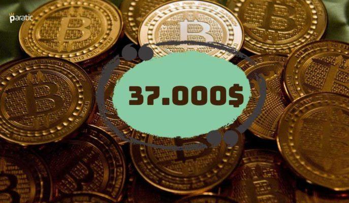 37 Bin Dolarla Rekor Kıran Bitcoin, Yılın 2. Yarısında 50 Bine Çıkabilir