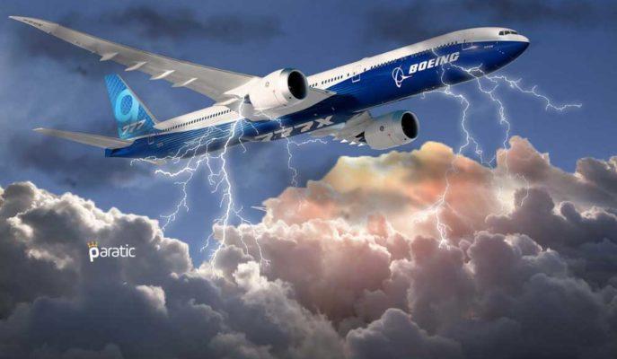 Boeing'in 2020 Net Zararı 11,9 Milyar Dolar ile Rekor Kırdı