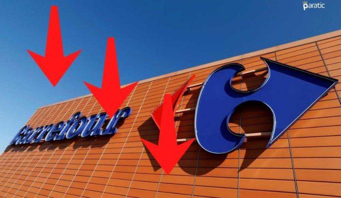 Carrefour Hisseleri, Satış İşlemine Bakanlığın Karşı Çıkmasıyla %7 Zayıfladı