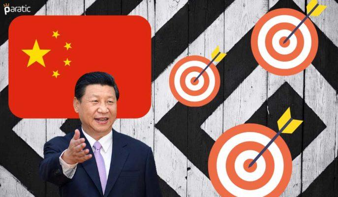 Çin GSYİH Büyüme Hedeflerinden Kalıcı Olarak Vazgeçmeli
