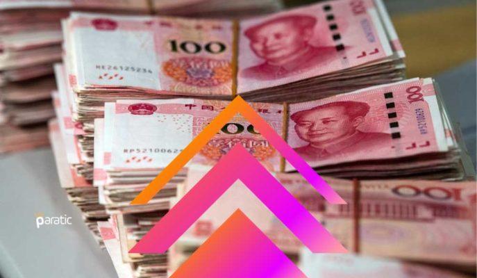 Çin Yuanı Dolar Karşısında Bir Haftanın En Yüksek Seviyesini Koruyor