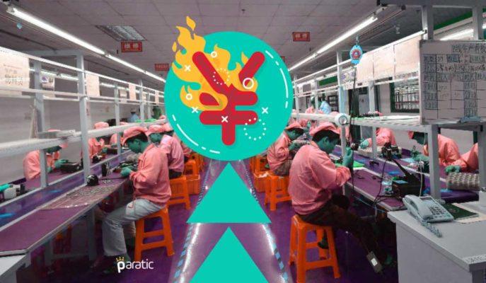 Çin'in Sanayi Kuruluşları Toplam Kârı 2020'de %4,1 Arttı