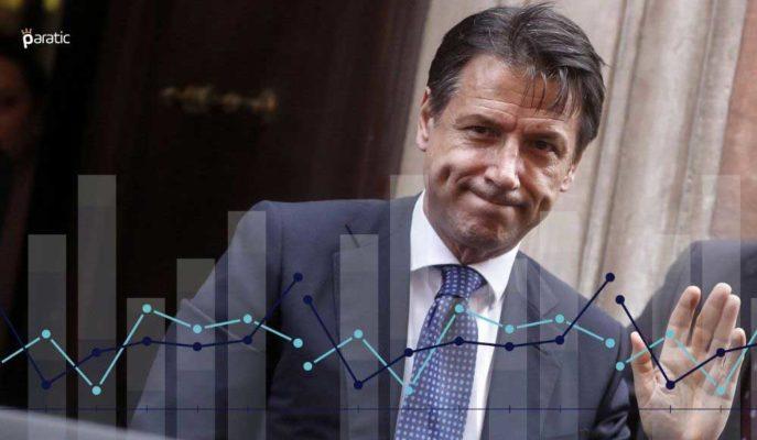 İtalya Borsa Endeksleri, Başbakan Conte'nin İstifa Kararına Tepkisiz Kaldı