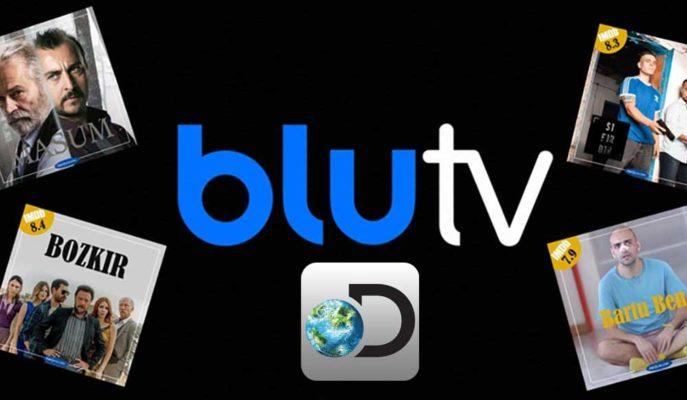 Discovery ile BluTV İçeriklerini Bir Araya Toplayacak Ortaklık Gerçekleşti