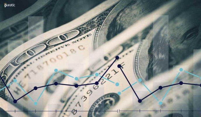 2021'e Düşüşle Giren Dolar Enflasyon Sonrası 7,40 – 7,34 Arası Dalgalandı