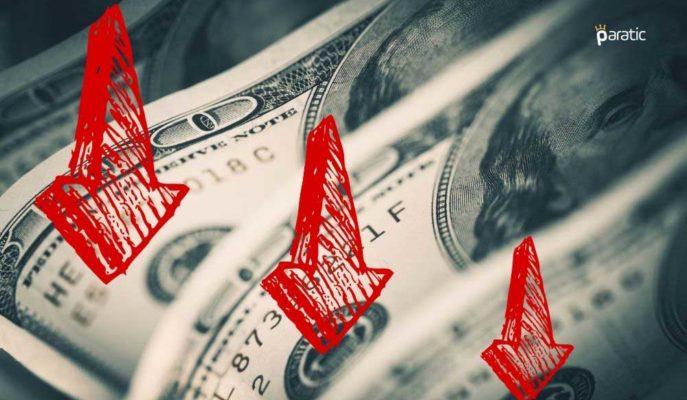 TL Karşısında Düşüşe Geçen Dolar 7,36'ya Kadar Geriledi