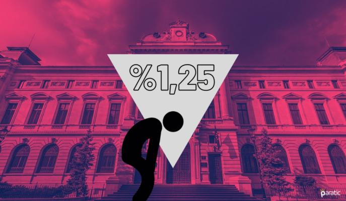 Ekonomiyi Desteklemeyi Hedefleyen Romanya MB Faiz Oranını %1,25'e İndirdi