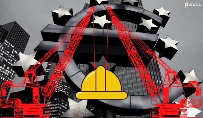 Euro Bölgesi İnşaat Şirketlerinde Faaliyet Aralık'ta Düşüşe Devam Etti