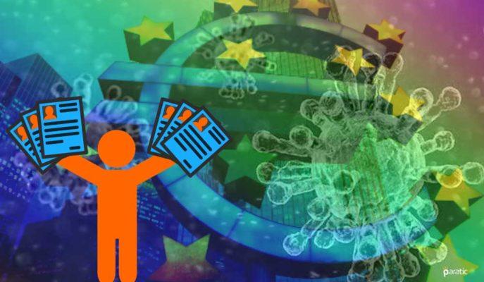 Euro Bölgesi'nde İşsizlik Kasım'da 2. Dalgaya Rağmen Düşüşü Sürdürdü