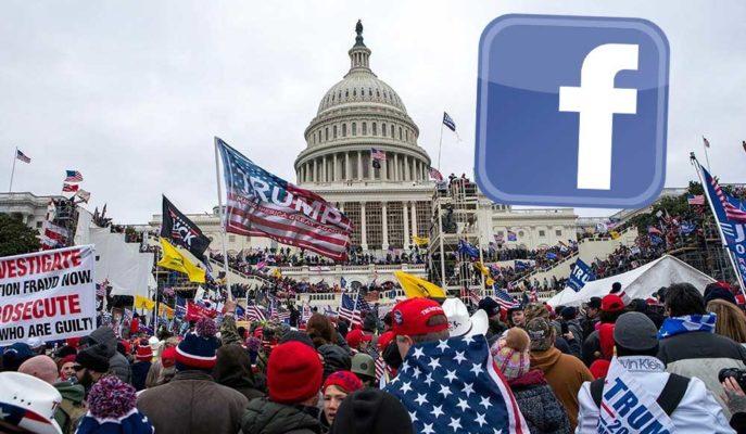 Facebook, Beyaz Saray ve Kritik Yerlerde Etkinlikleri Oluşturulmasını Engelliyor
