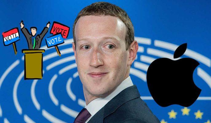 Facebook CEO'su Siyasi Gruplar ve Apple ile ilgili Önemli Açıklamalar Yaptı