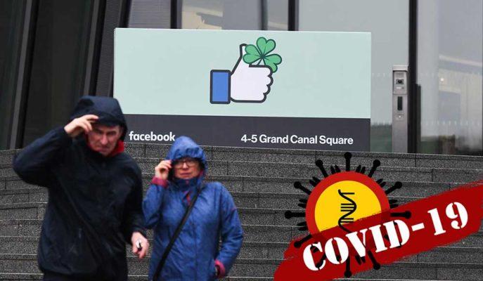 Facebook'un İrlanda'daki Moderatörleri Evden Çalışma Talep Ediyor