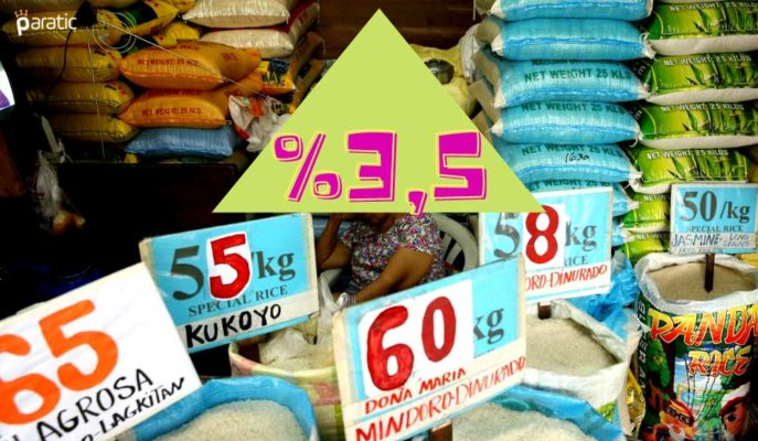 Filipinler Enflasyon Oranı Aralık'ta 22 Ayın En Yükseğine Çıktı