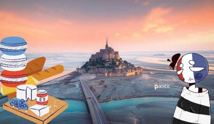 Fransa Tüketim Harcamaları Kasım'da %18,9 ile Keskin Düştü