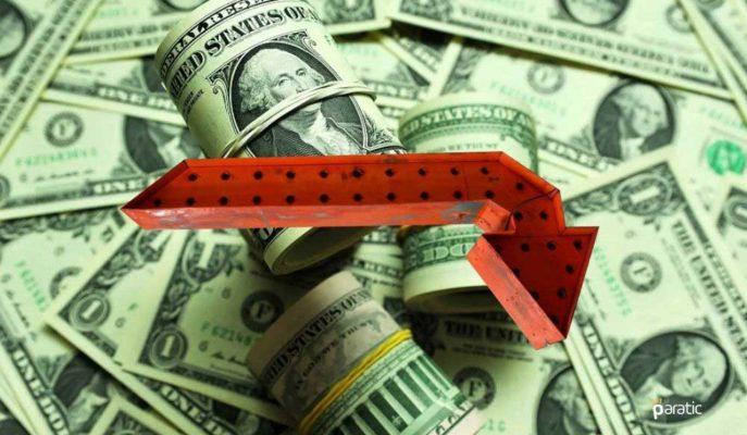 Goldman Sachs 12 Aylık Dolar Kuru Tahminini 8 TL'den 7,50'ye Düşürdü