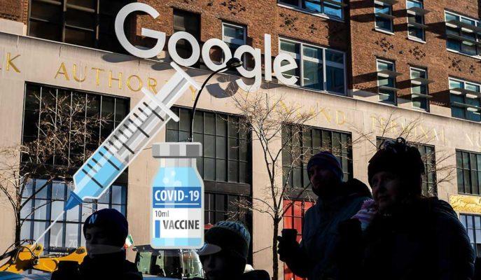 Google, ABD'de COVID-19 Aşılaması için Yeni Alanlar Kuracak