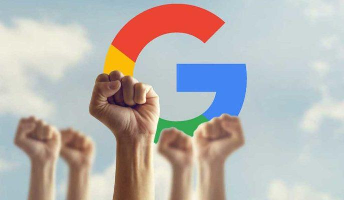 Google Çalışanları Haklarını Savunmak için Sendika Kuruyor