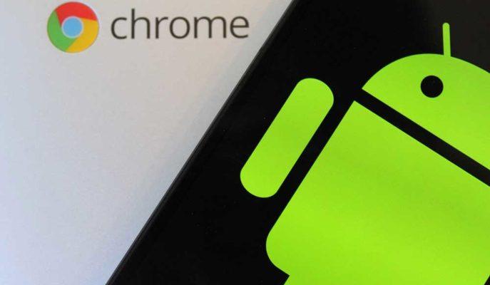 Google Chrome, Android Tarafında Yeni Bir Görünüme Kavuşuyor